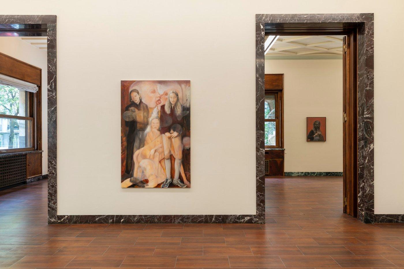 Massimo de Carlo Milan Portraiture One Century Apart 6
