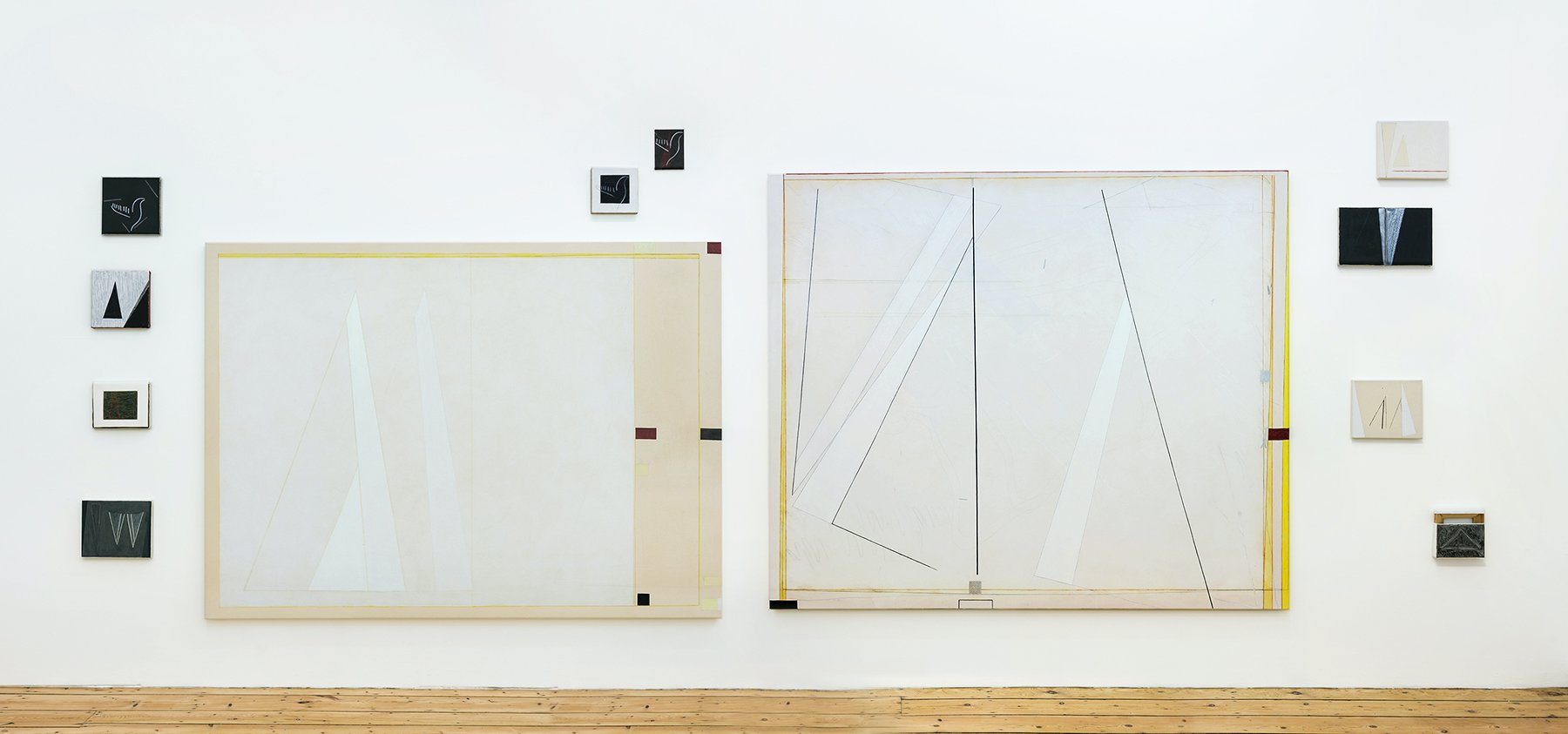 Maureen Paley Studio M Avis Newman 1