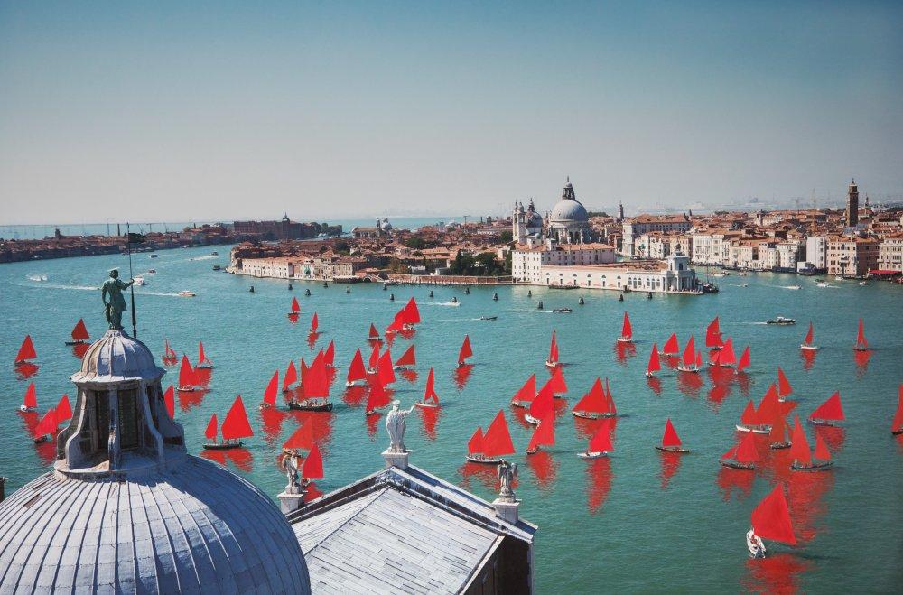 Red Regatta (Coppa del Presidente della Repubblica, San Giorgio Maggiore)