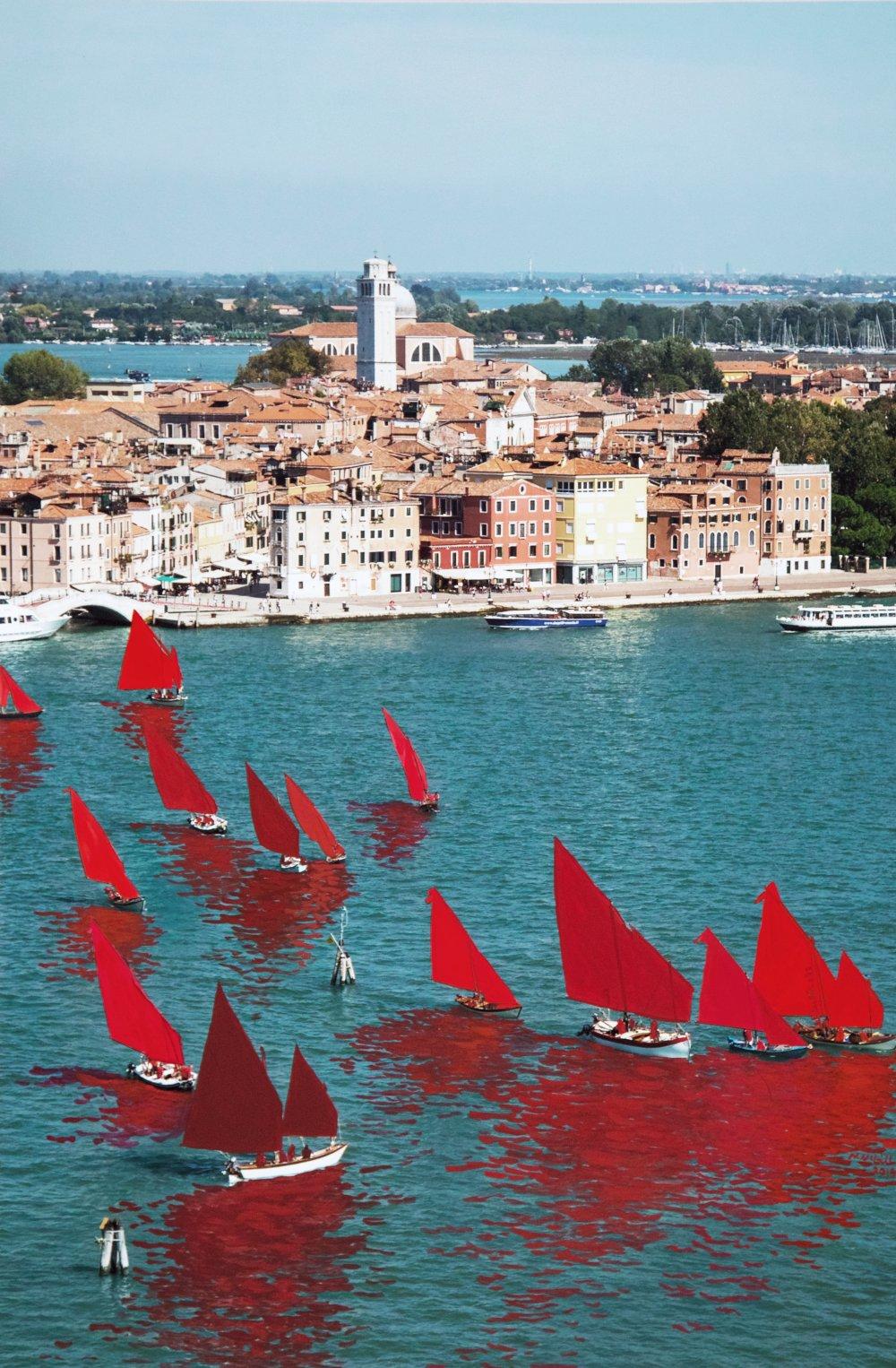 Red Regatta (Coppa del Presidente della Repubblica, Bacino San Marco)