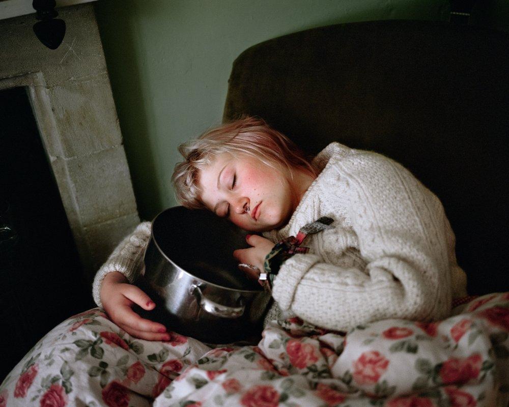 Sleeping Chillie