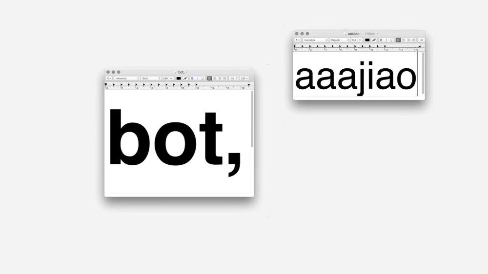 bot (still)
