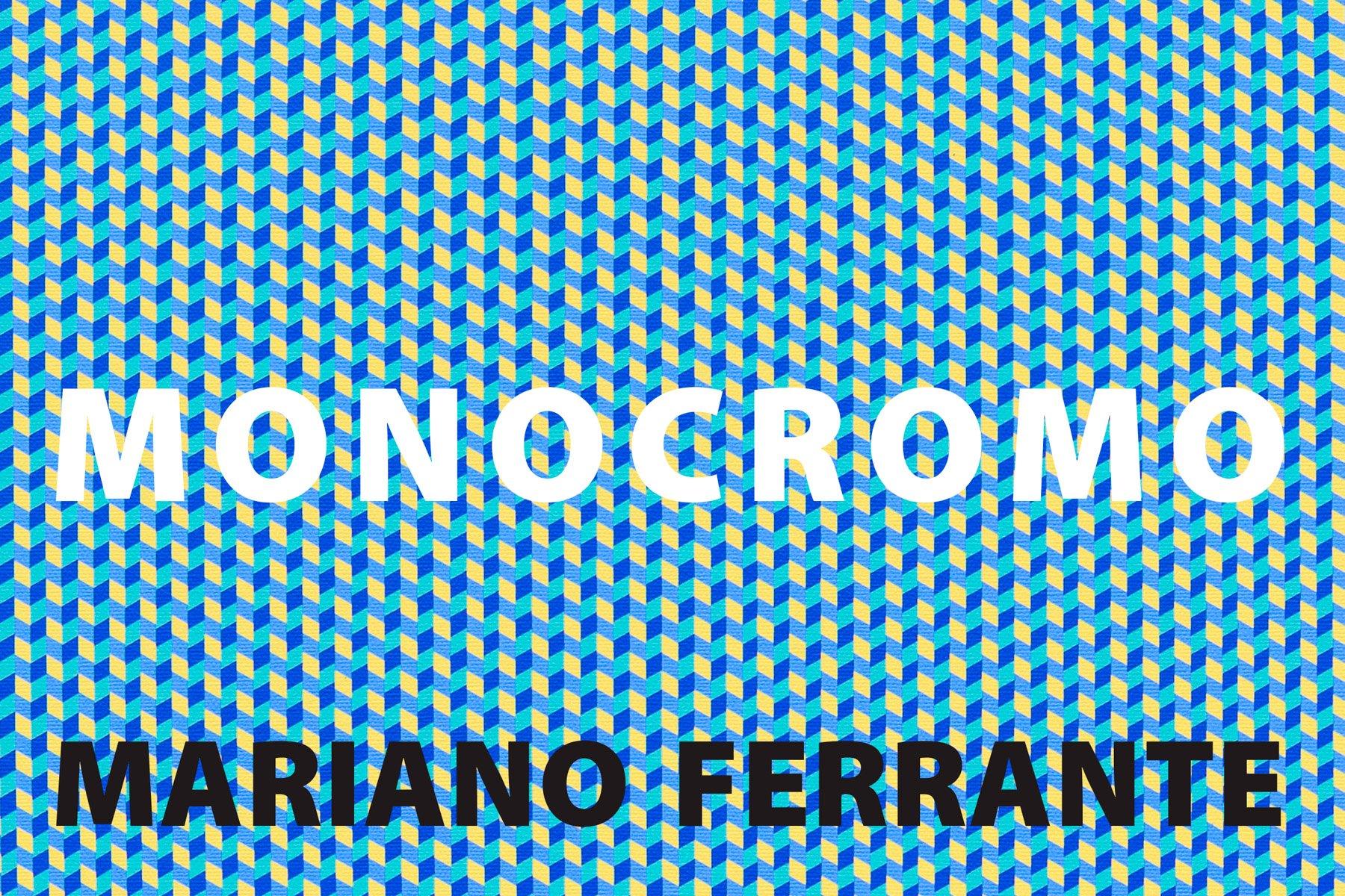 2021-MarianoFerrante-Monocromo