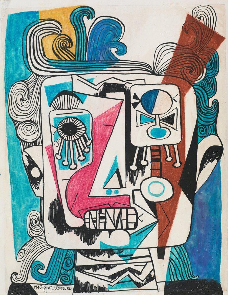 Mayan Woman I