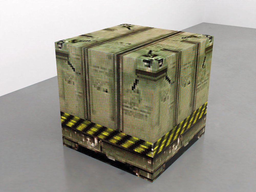 Dust (crate green)