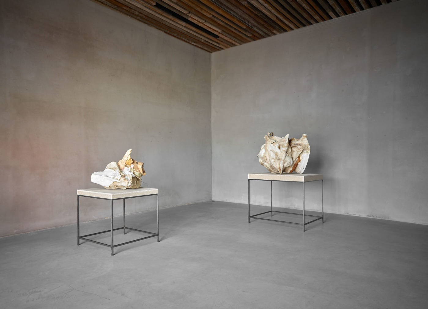 Axel Vervoordt Investigation of materiality 3