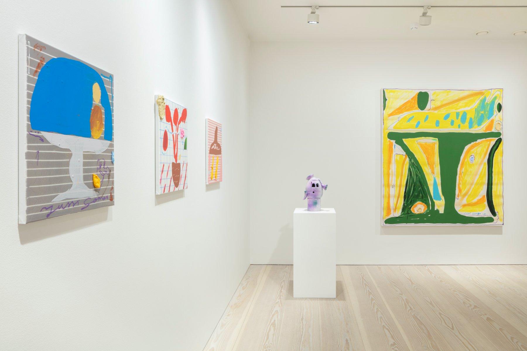 Galerie Forsblom Jussi Goman August 2021 1