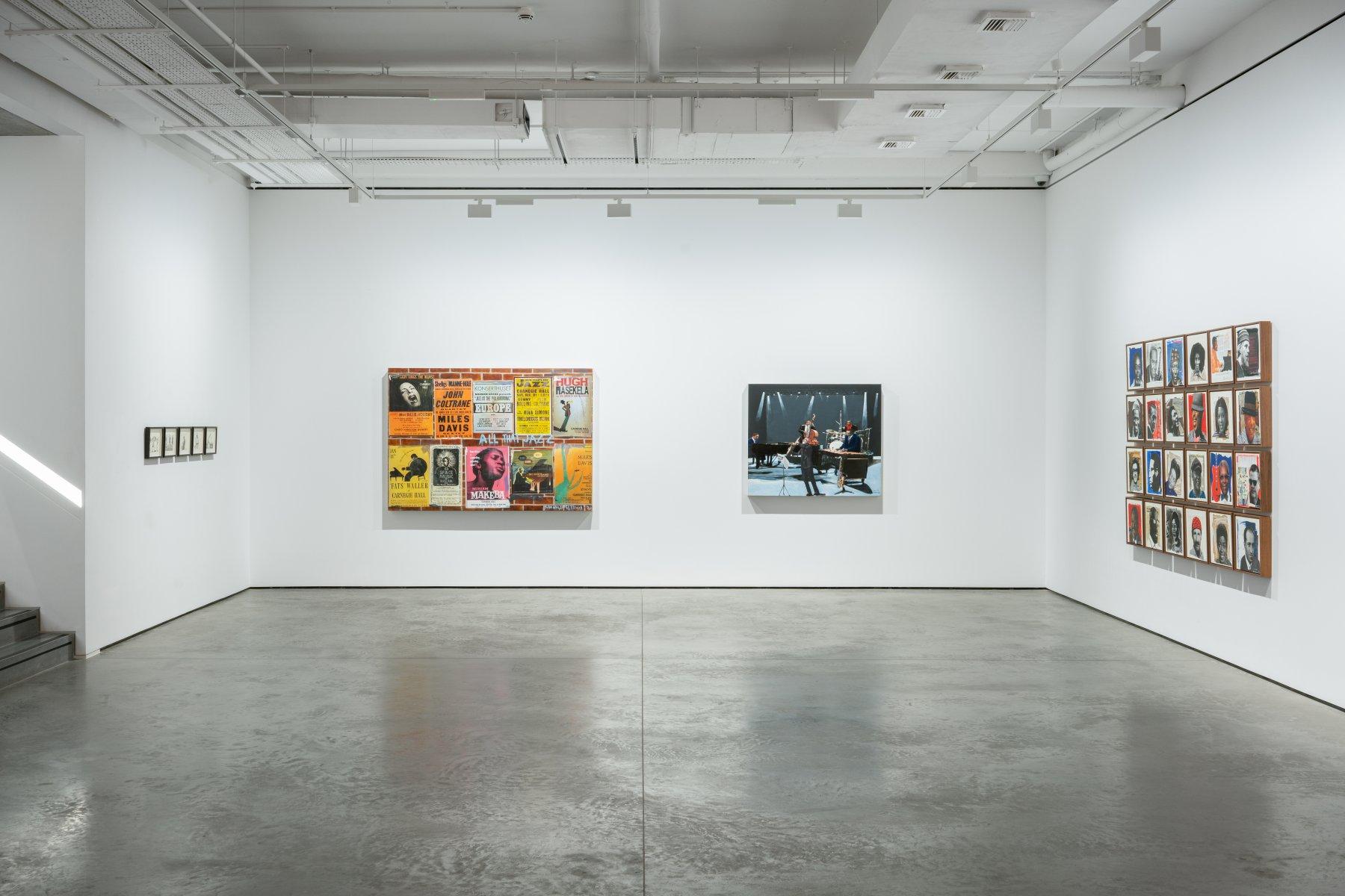 Goodman Gallery Sam Nhlengethwa 1