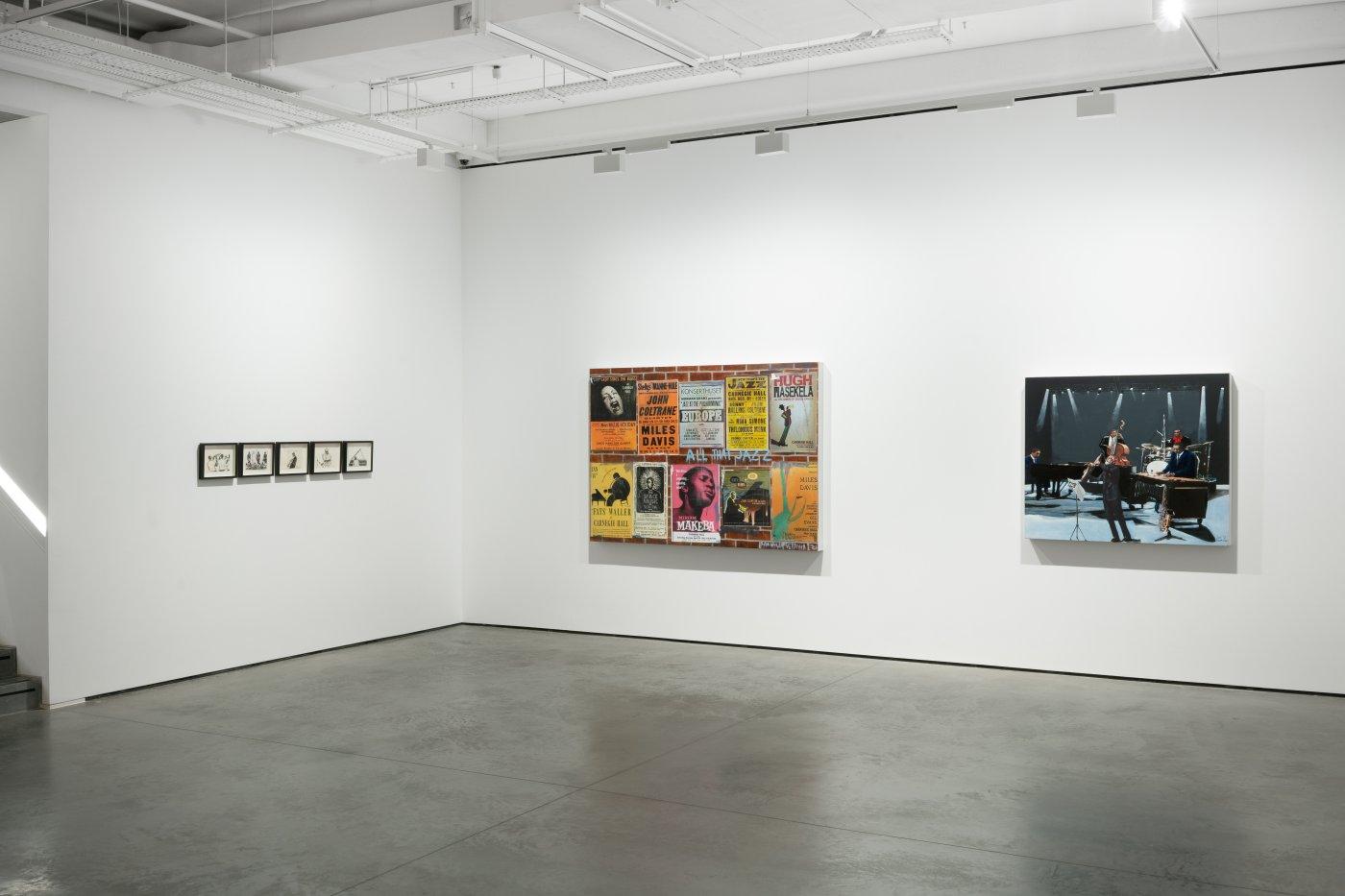 Goodman Gallery Sam Nhlengethwa 2