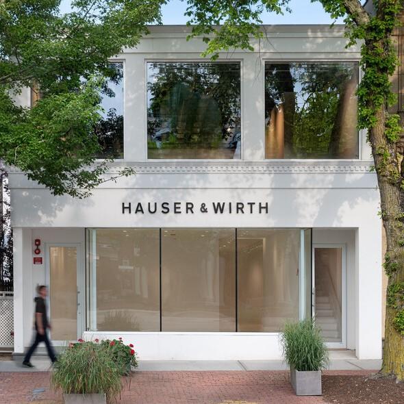Hauser & Wirth, Southampton  - GalleriesNow.net