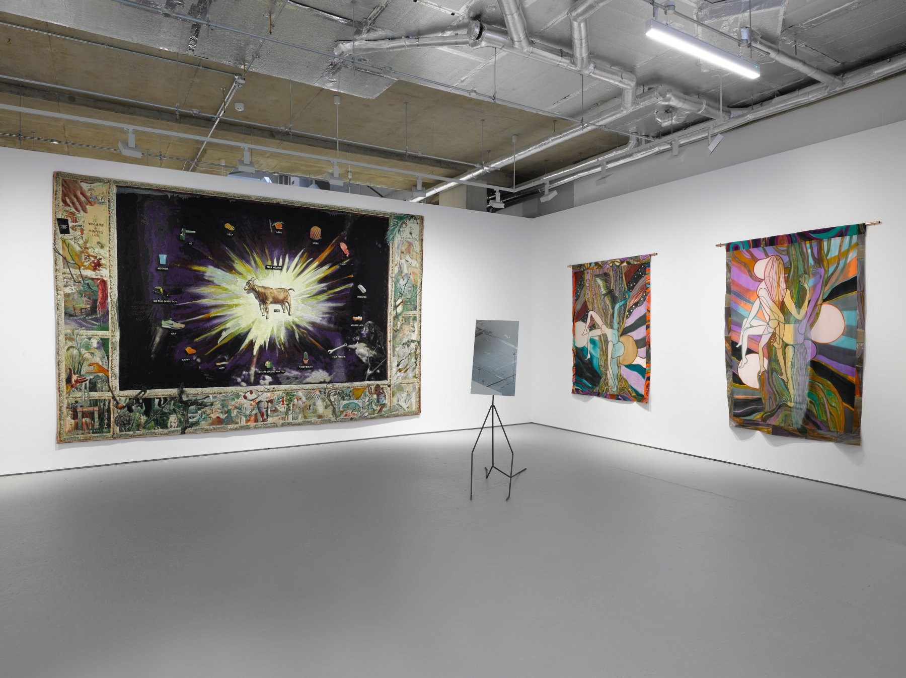 Lisson Gallery Delights of an Undirected Mind 1