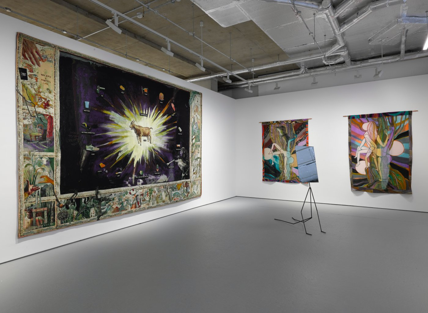 Lisson Gallery Delights of an Undirected Mind 3