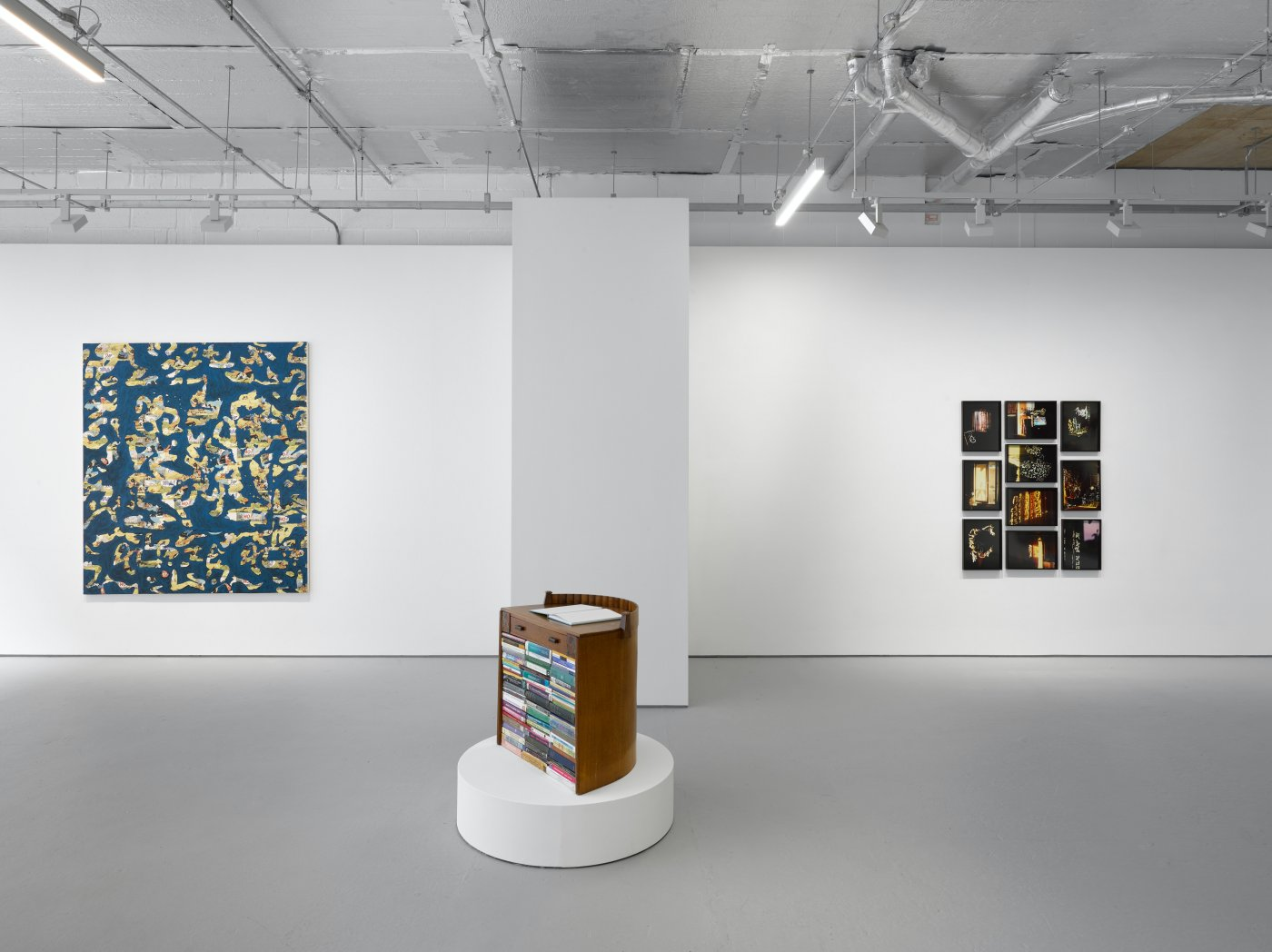 Lisson Gallery Delights of an Undirected Mind 5