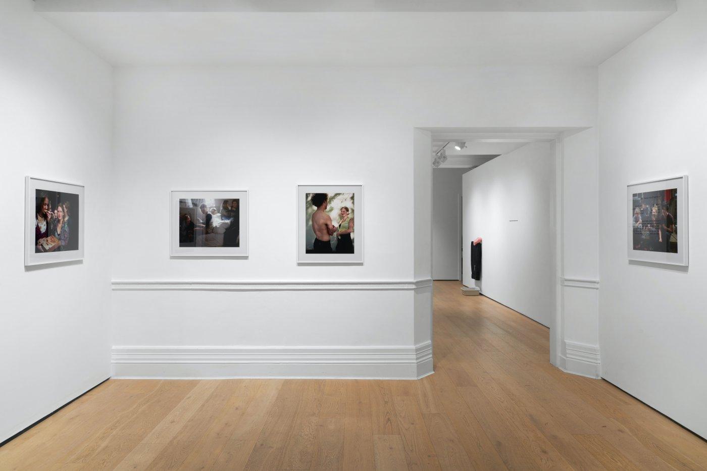 Richard Saltoun On Hannah Arendt Eleanor Antin and Sian Davey 5