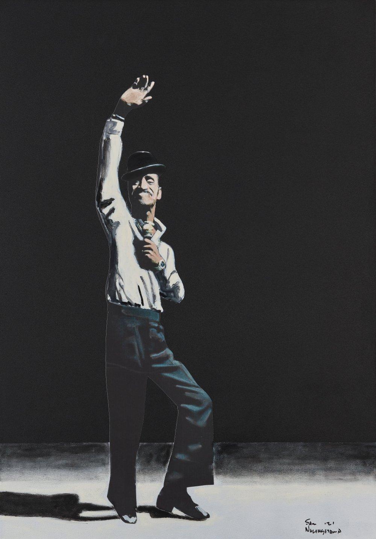Sammy Davis Jnr.