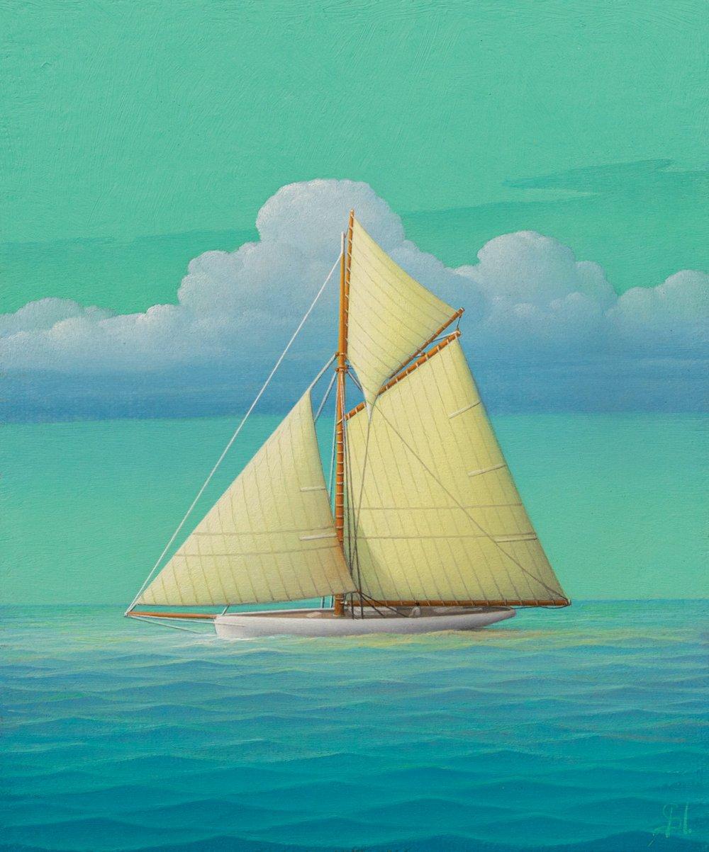 Marion to Bermuda