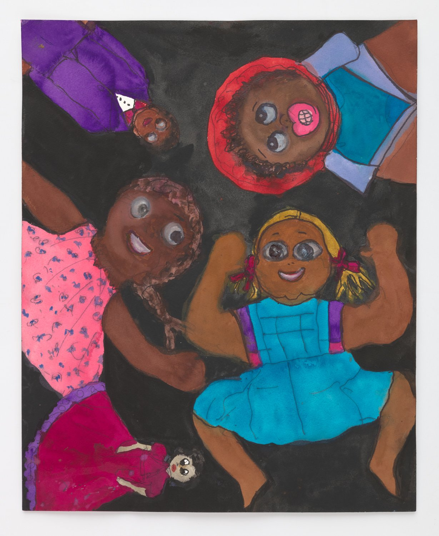 5 Black Dolls