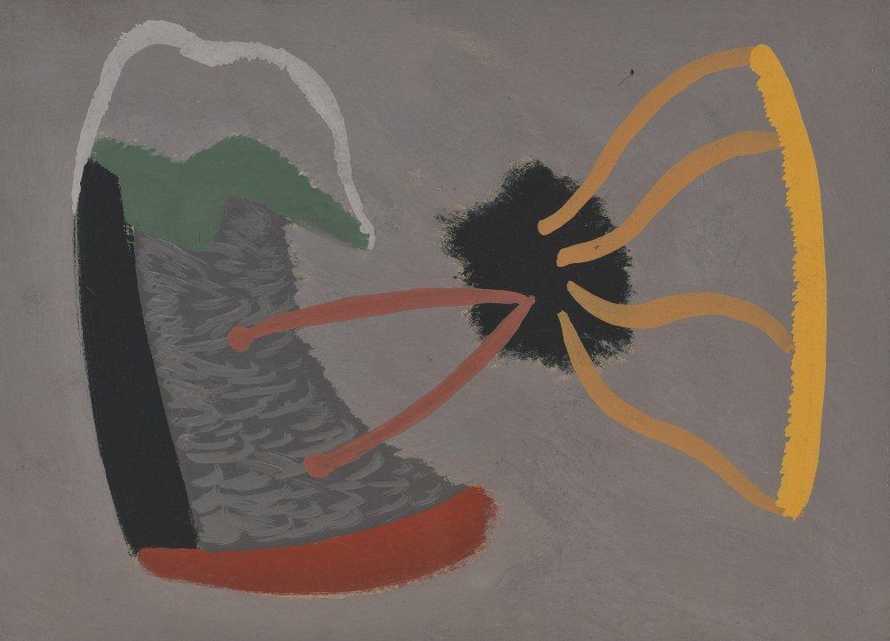Sketch for Rug Design 2
