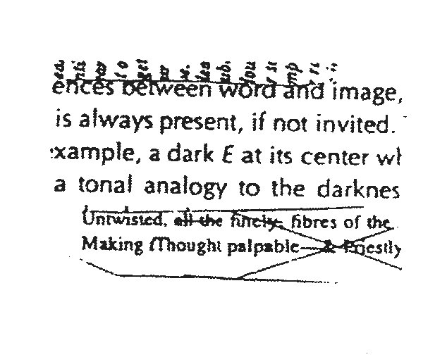 """From the book """"Concordance"""", Page 34, (The Grenfell Press)"""
