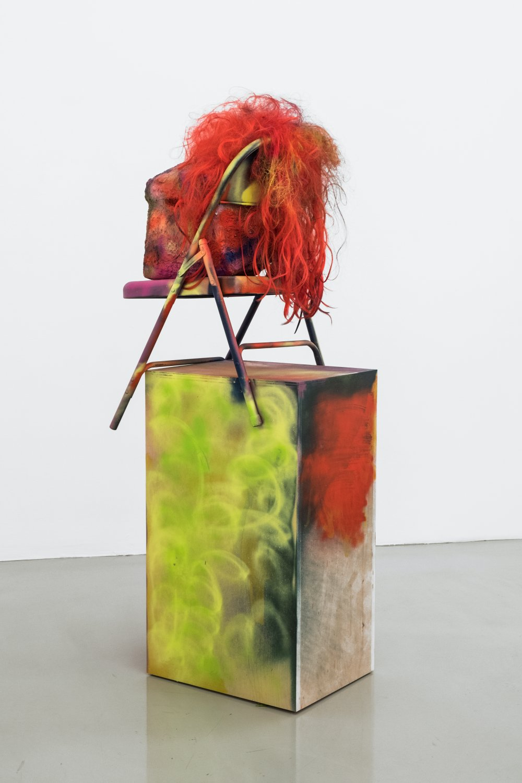 Sculpture in a Corner