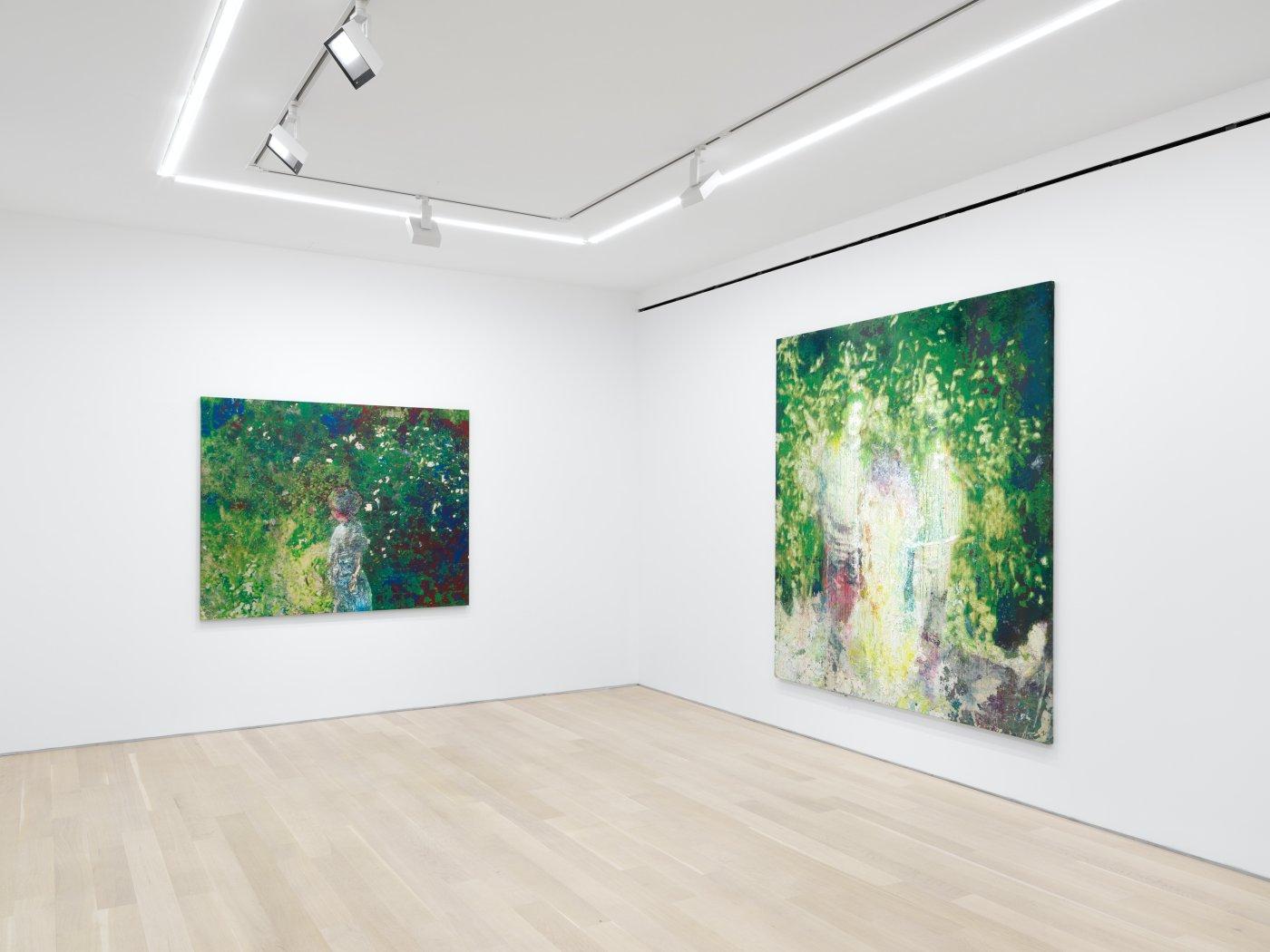 Almine Rech New York Alexandre Lenoir 2