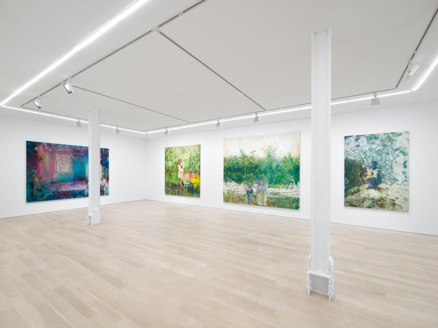 Almine Rech New York Alexandre Lenoir 5