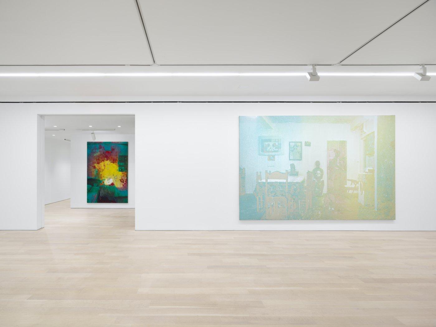 Almine Rech New York Alexandre Lenoir 8