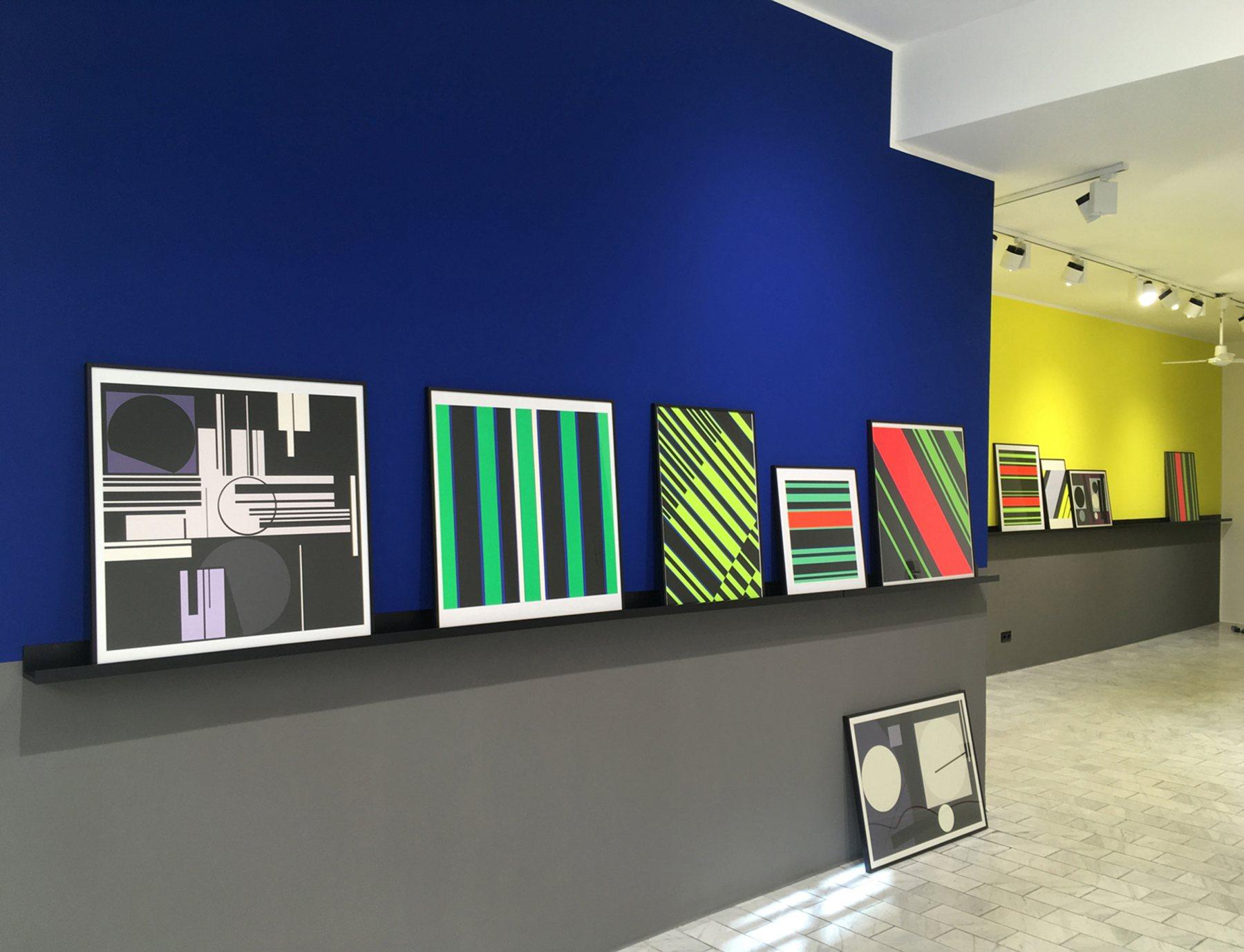 Amalienstrasse 22, Photo Walter Storms Galerie
