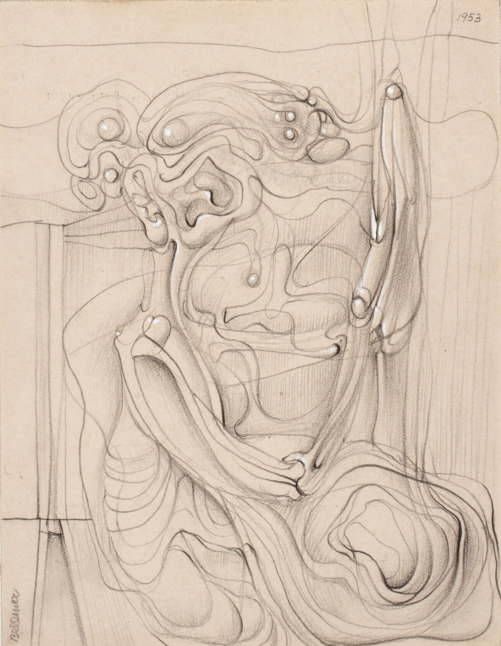 Untitled [Reversible Drawing]