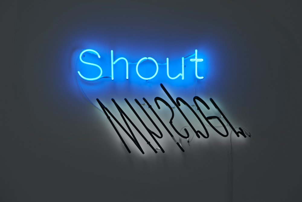Ghost Notes: Shout/Whisper
