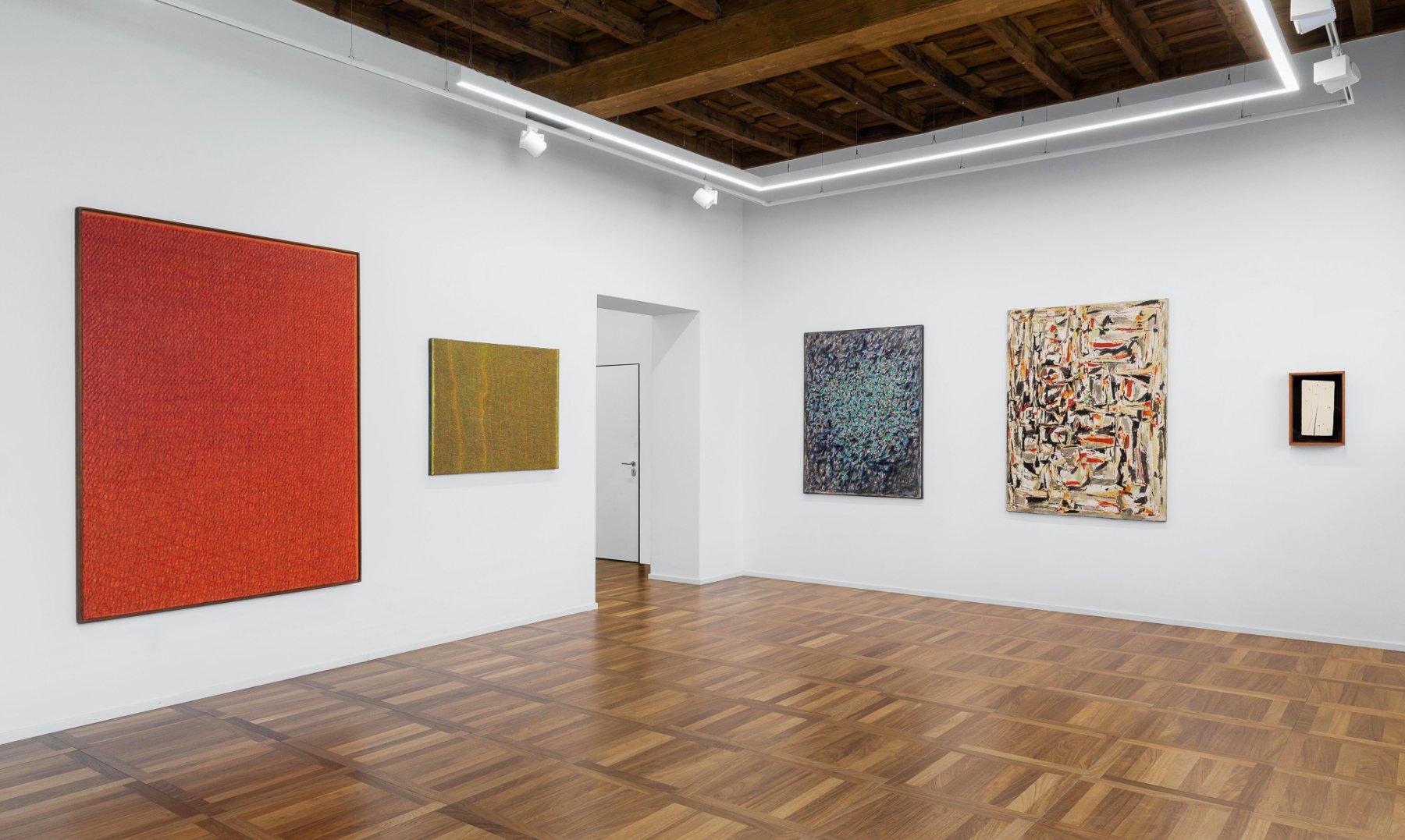 Cortesi Gallery Milan SPACES OF LIGHT 1