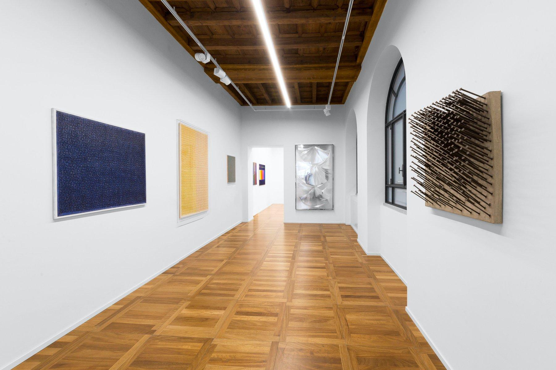 Cortesi Gallery Milan SPACES OF LIGHT 2