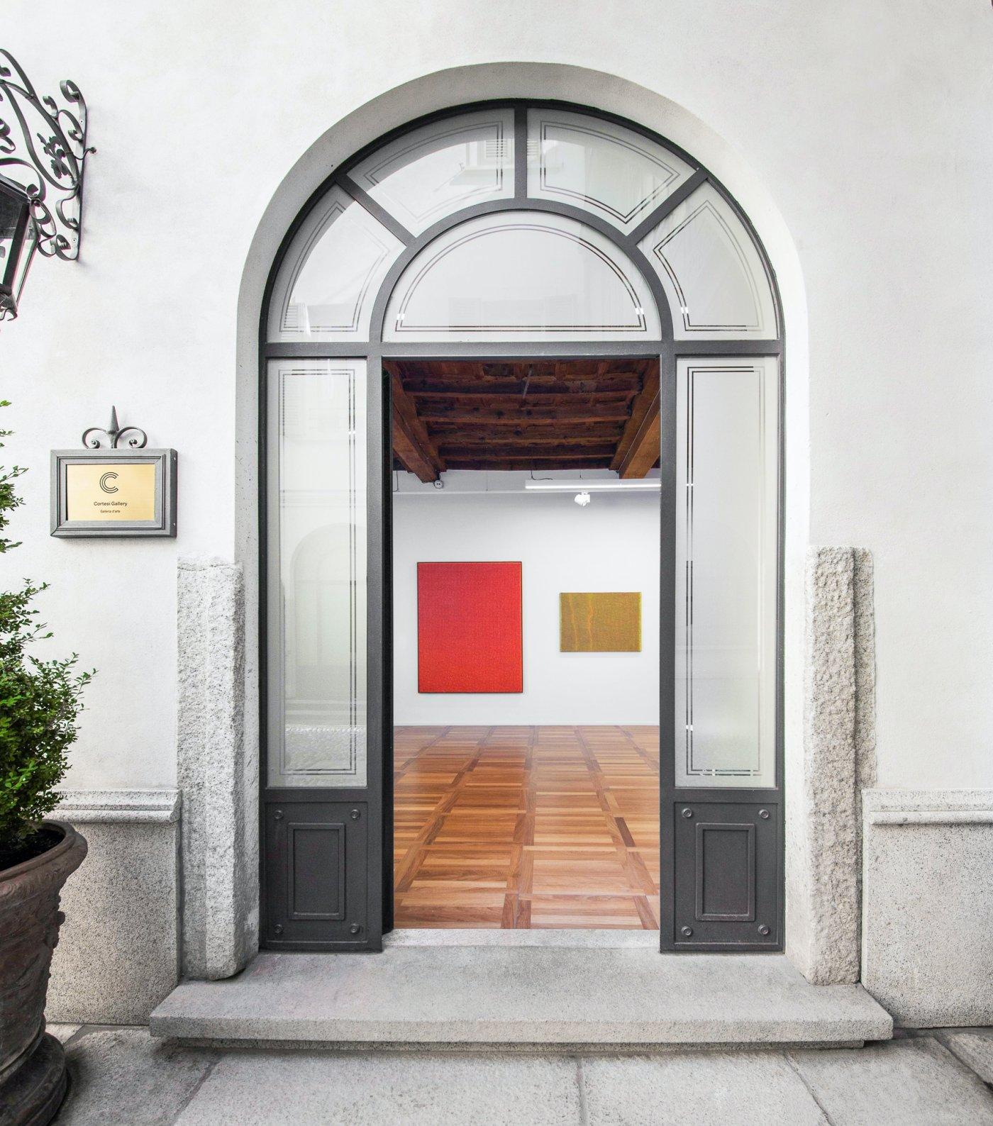 Cortesi Gallery Milan SPACES OF LIGHT 6