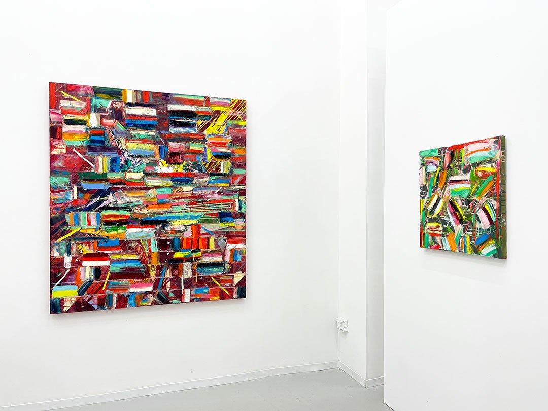 David Richard Gallery Monroe Hodder 1