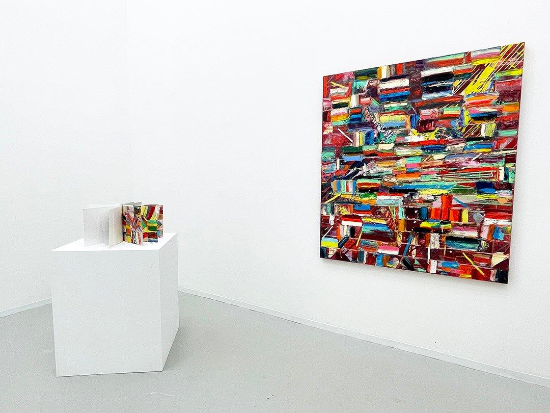David Richard Gallery Monroe Hodder 2