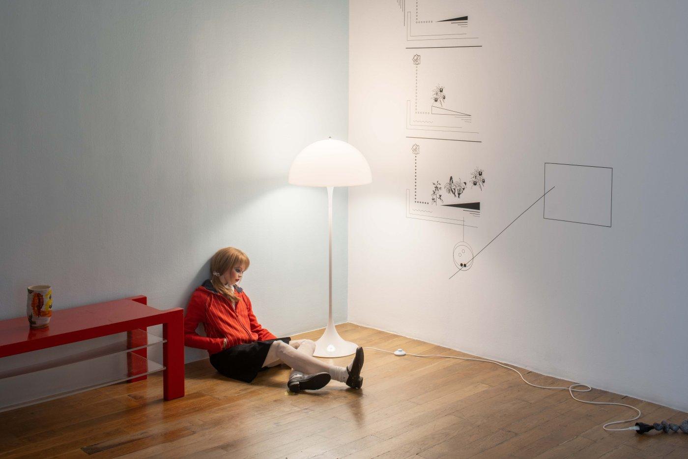 Galerie Chantal Crousel Dominique Gonzalez-Foerster 5
