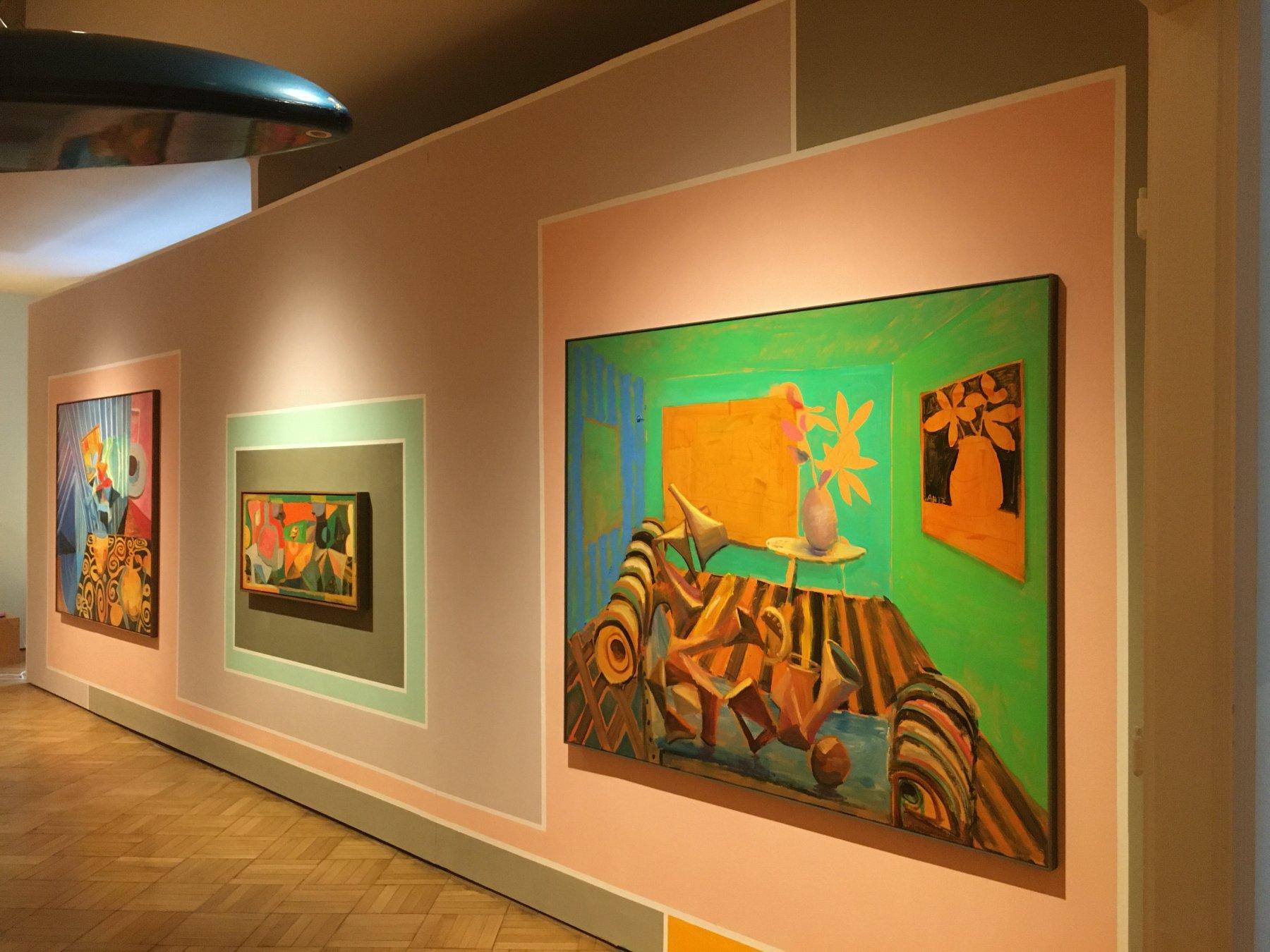 Galerie Ernst Hilger Anton Henning 1