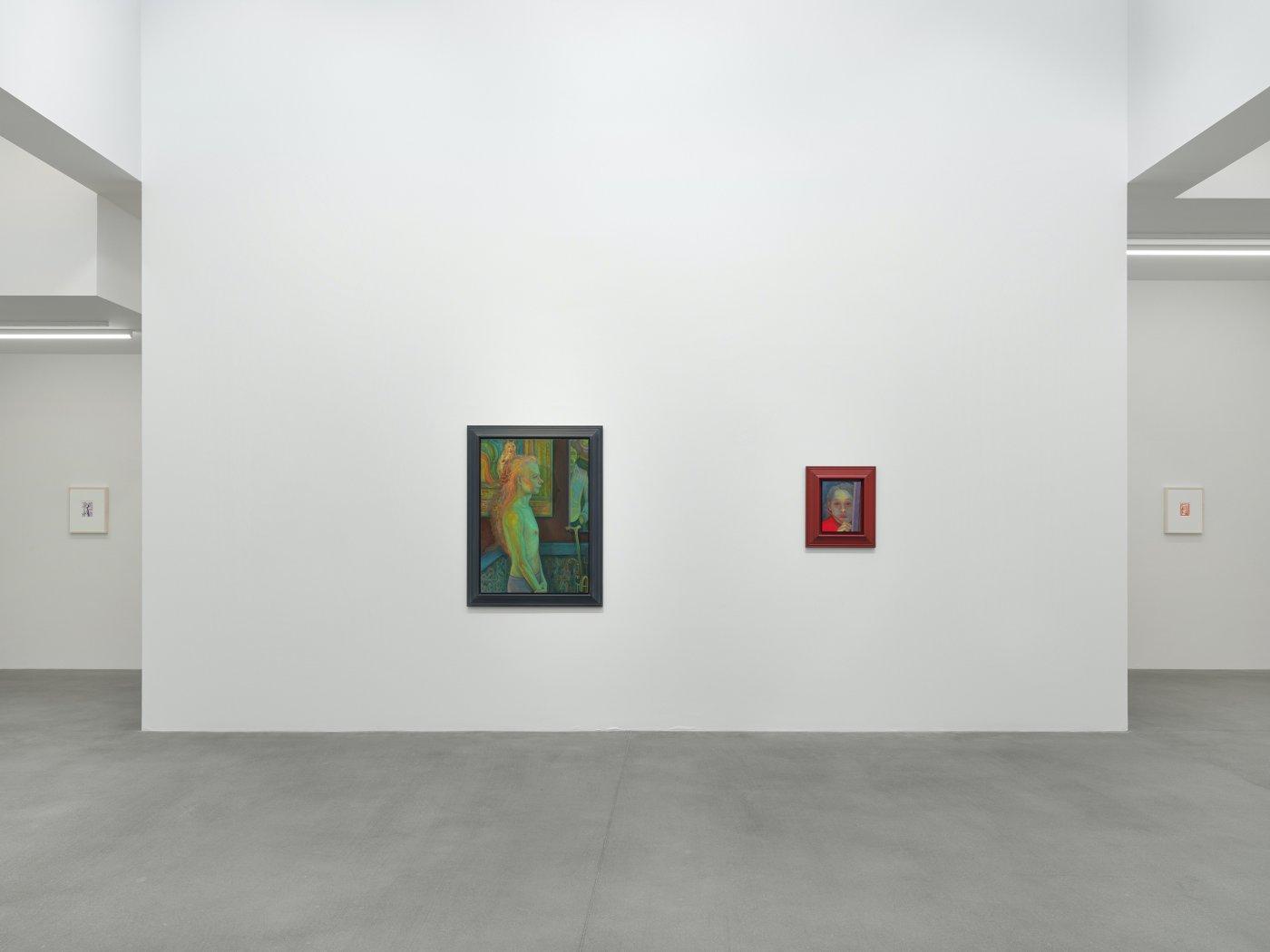 Galerie Eva Presenhuber Waldmannstrasse Steven Shearer 2