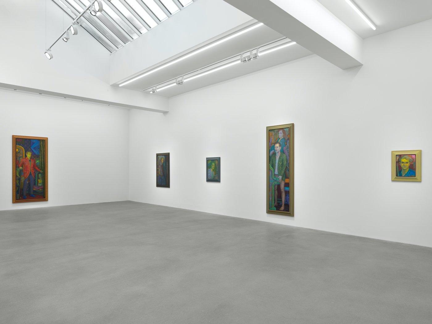 Galerie Eva Presenhuber Waldmannstrasse Steven Shearer 3