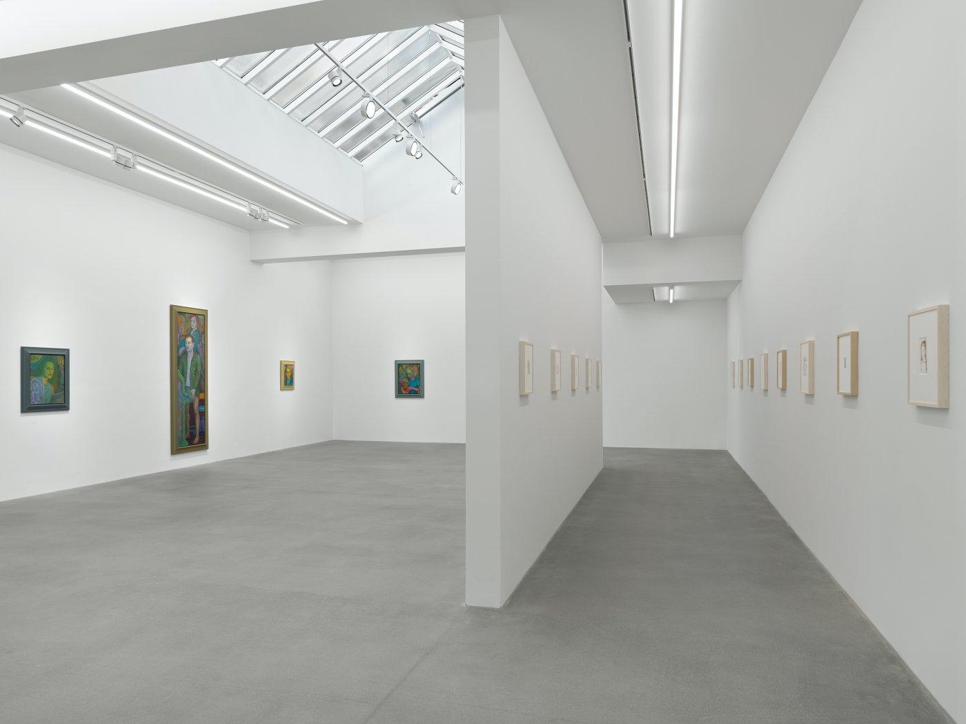 Galerie Eva Presenhuber Waldmannstrasse Steven Shearer 6