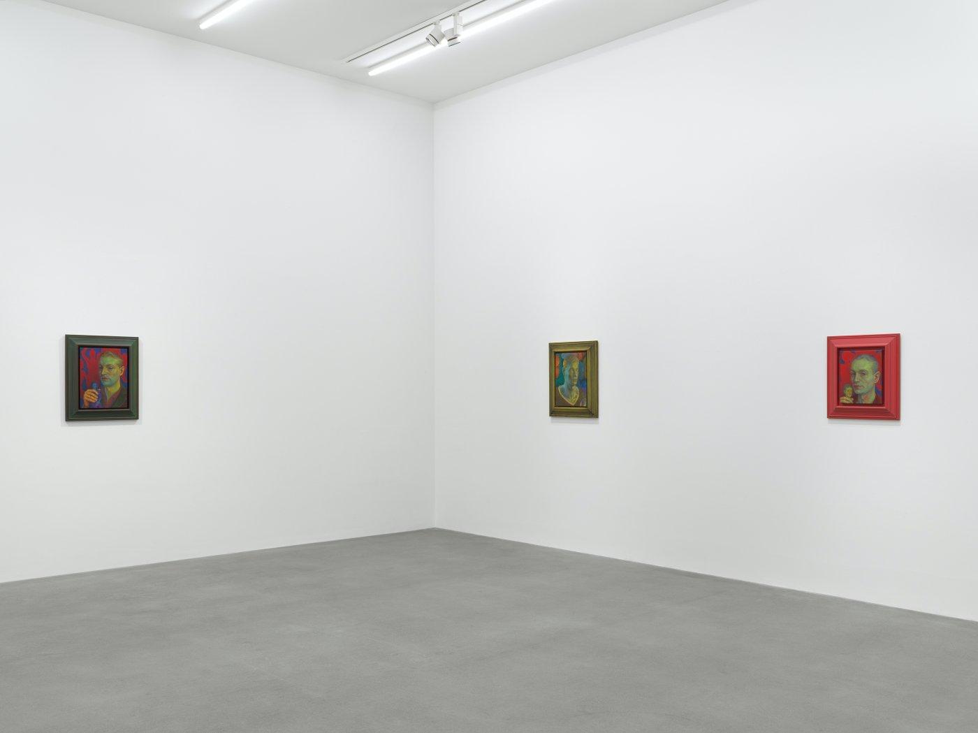 Galerie Eva Presenhuber Waldmannstrasse Steven Shearer 7