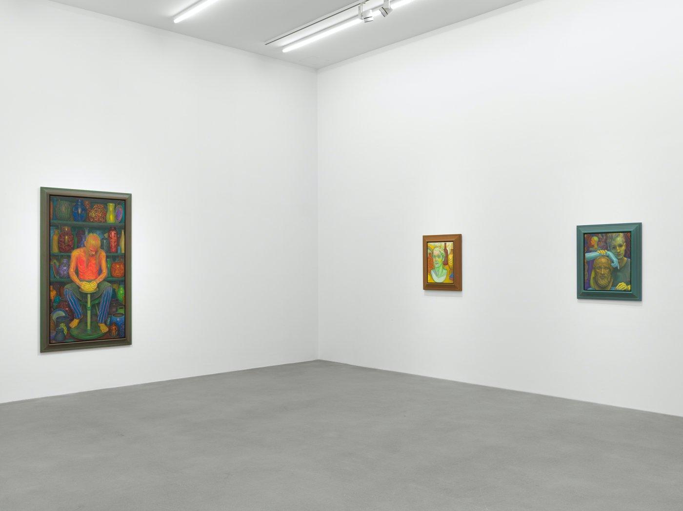 Galerie Eva Presenhuber Waldmannstrasse Steven Shearer 8