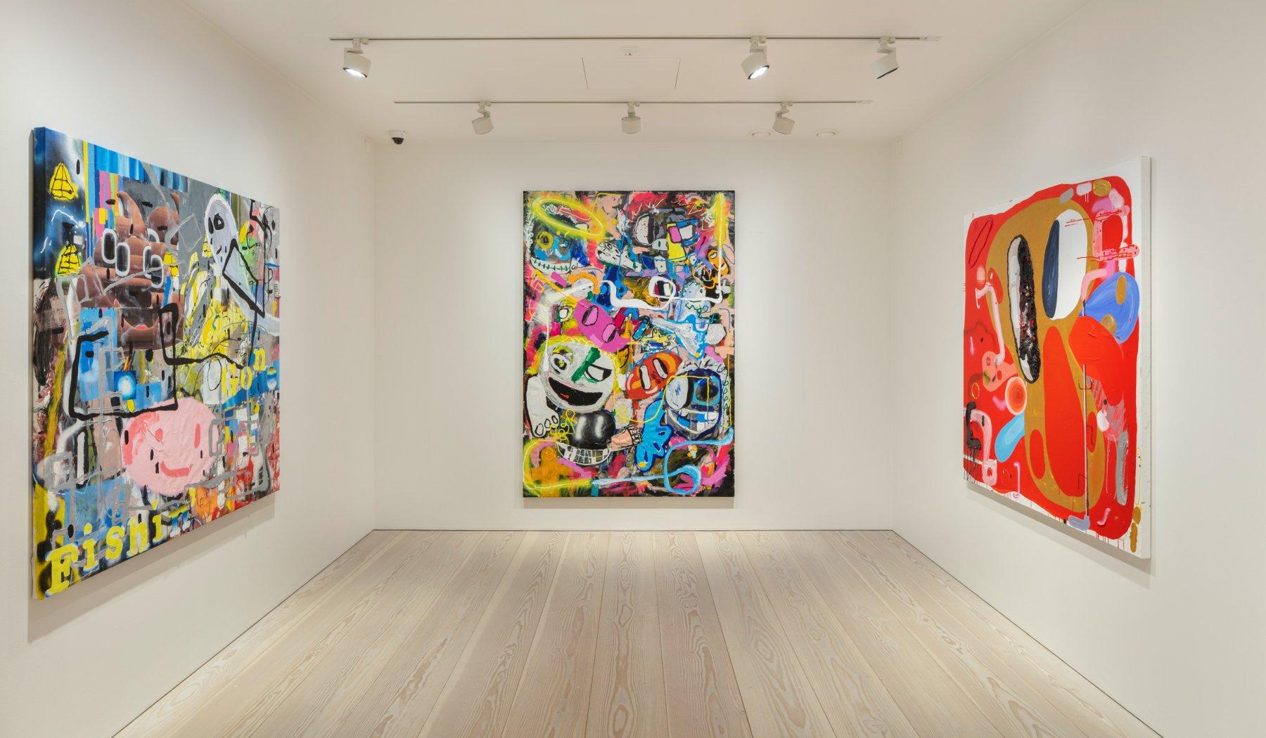 Galerie Forsblom Elias Castren 1