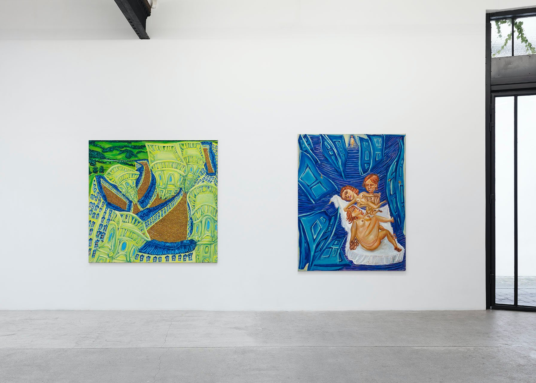 Galerie Frank Elbaz Michael Horsky 1