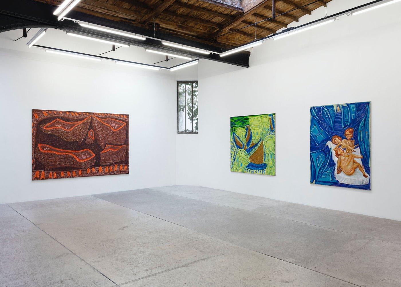 Galerie Frank Elbaz Michael Horsky 2