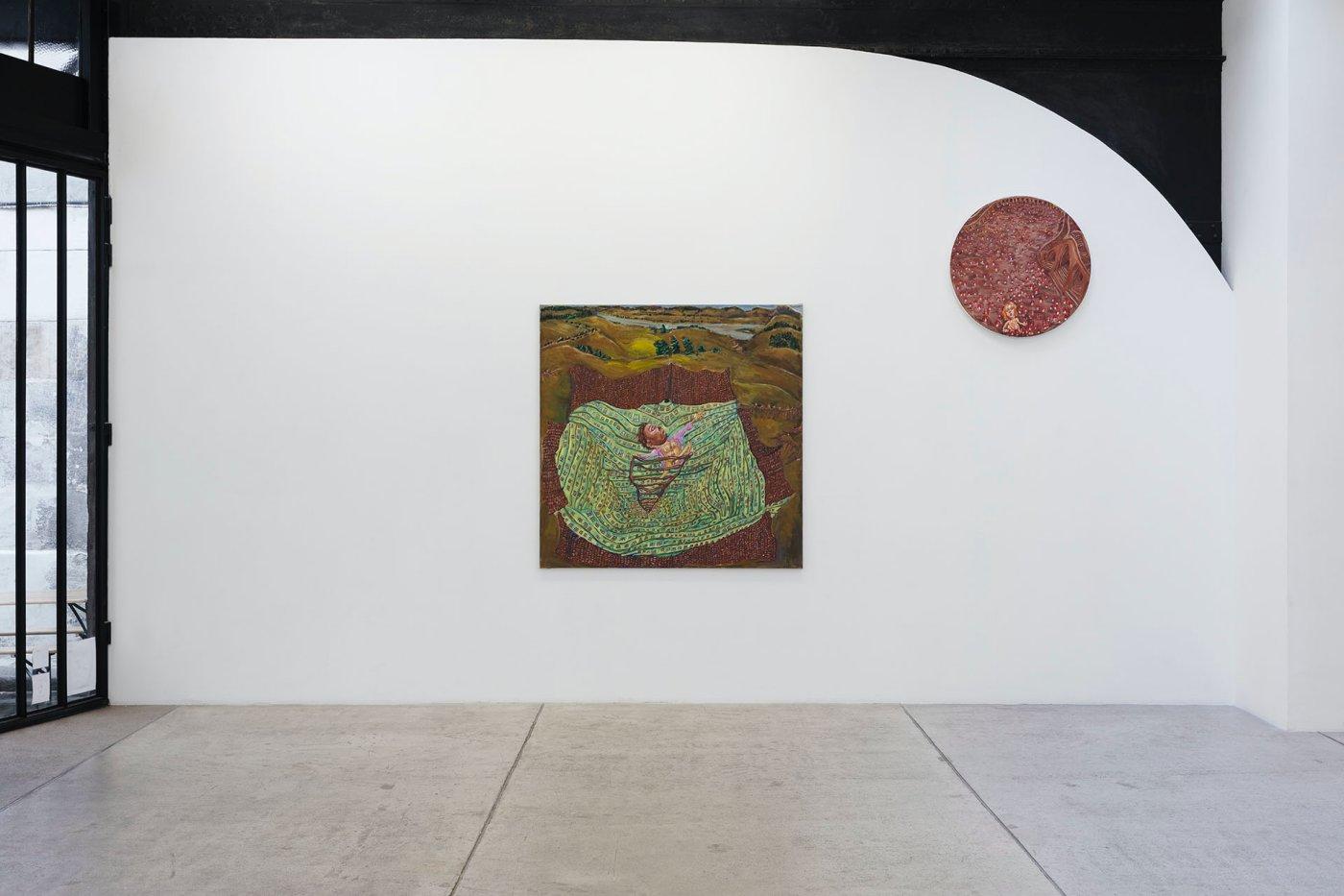 Galerie Frank Elbaz Michael Horsky 3