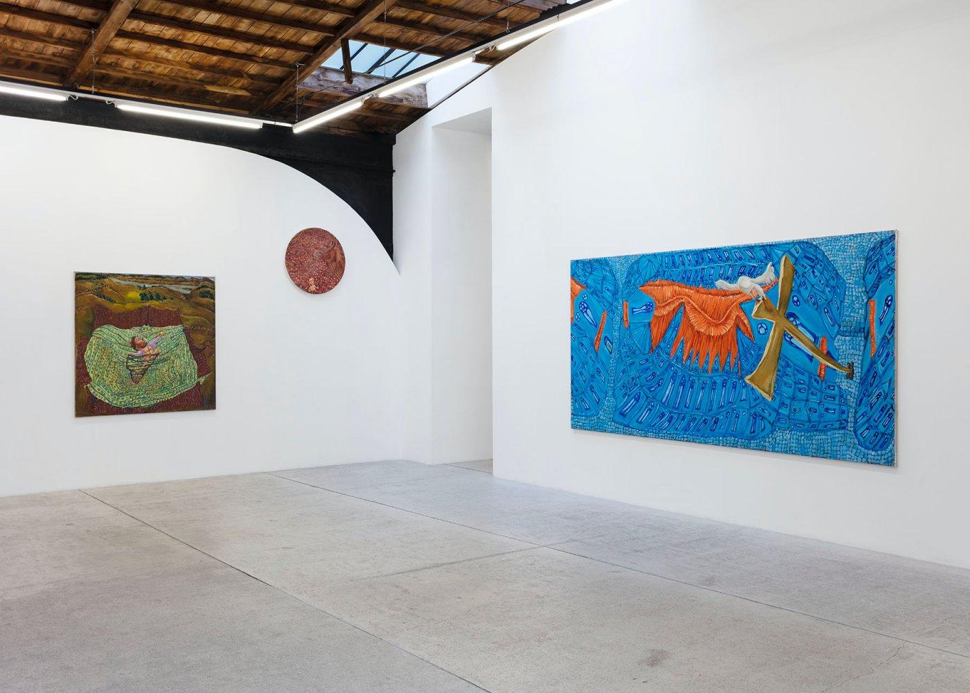 Galerie Frank Elbaz Michael Horsky 4