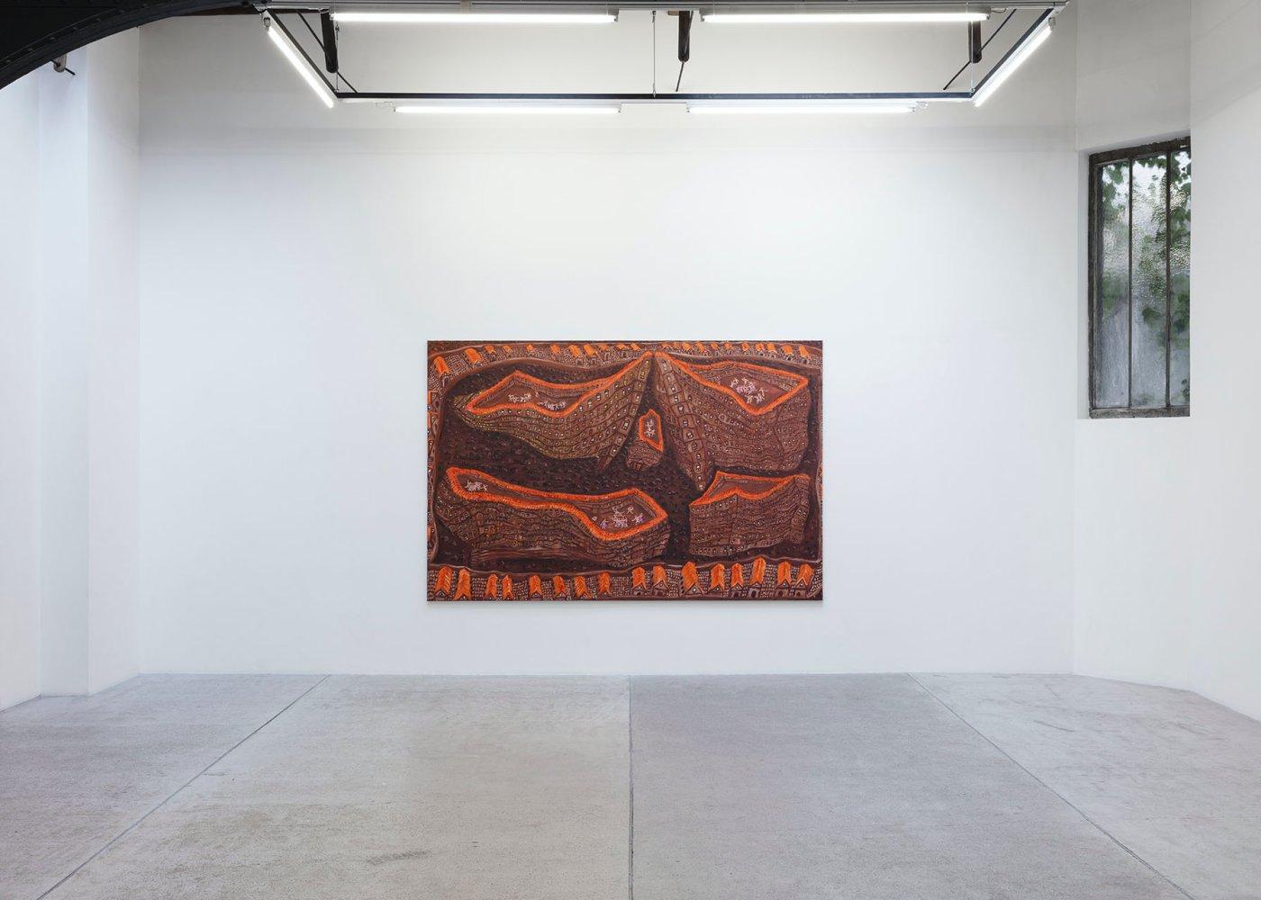 Galerie Frank Elbaz Michael Horsky 5