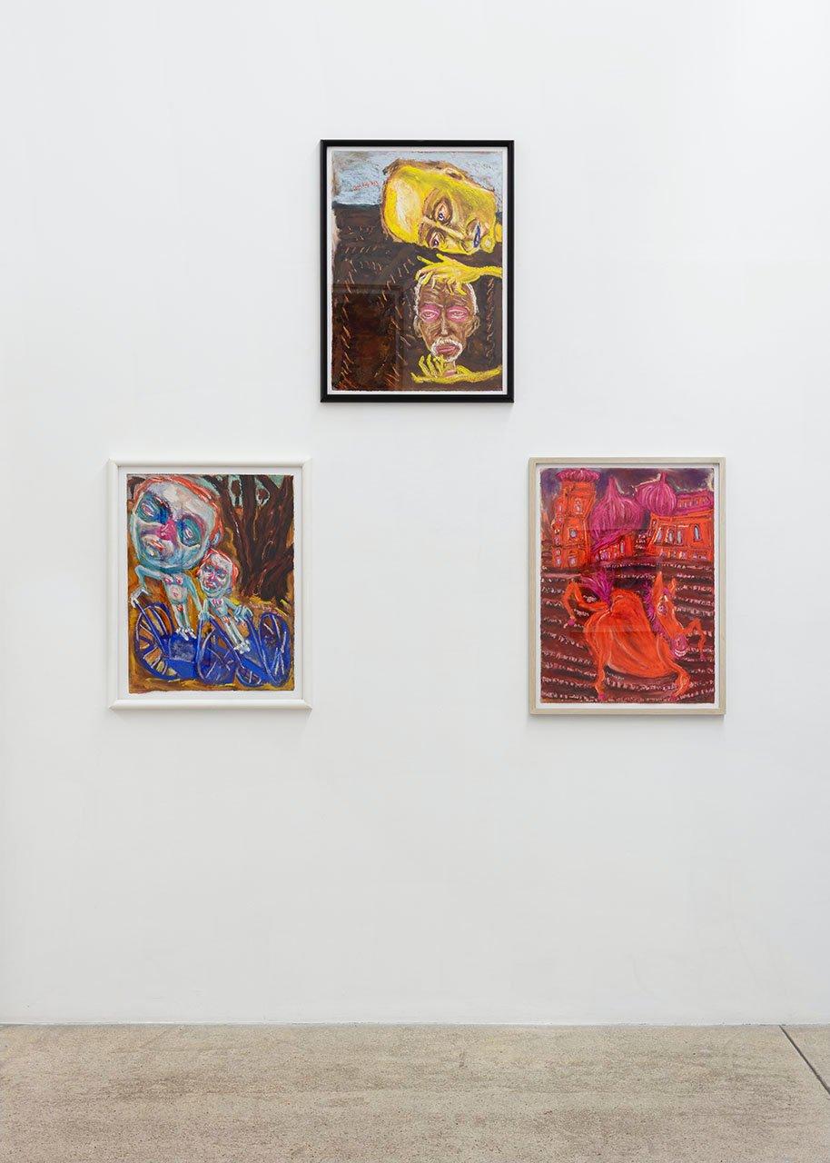 Galerie Frank Elbaz Michael Horsky 7