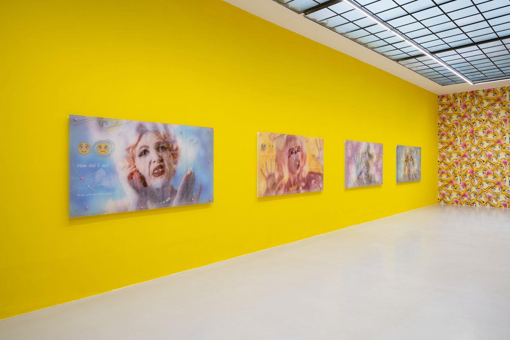 Galerie Kandlhofer Rachel Maclean new 1